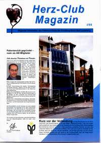 Herz-Club-Magazin 1/1999